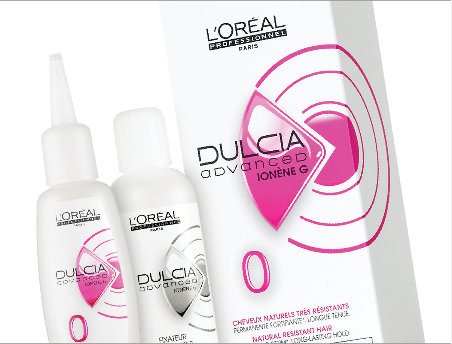 L'Oréal Dulcia Perms