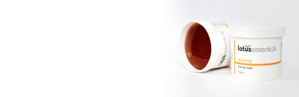 Lotus Essentials Honey Wax Hair Removal