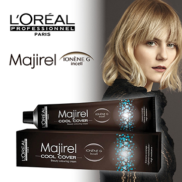 L'Oreal Majirel Cool Cover