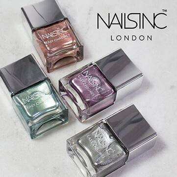 Nails Inc Easy Chrome