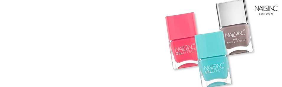 Nails Inc Polish & Cosmetic Bags