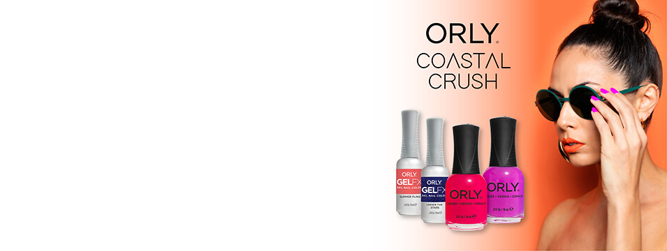 Orly Costal Crush Collection