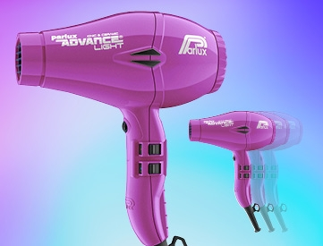 Parlux Advance Hairdryers