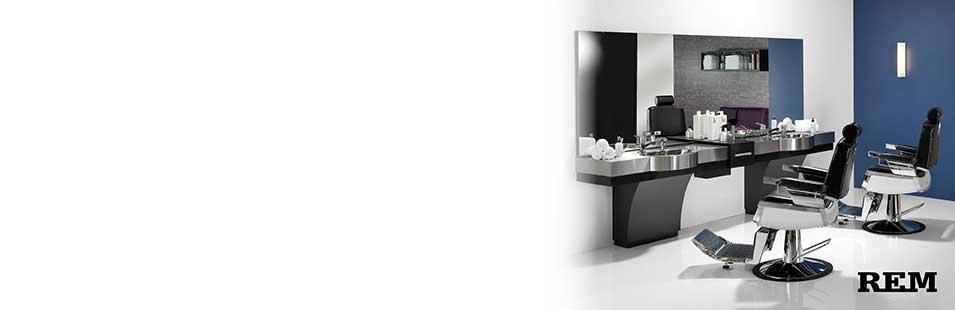 REM Barber Chairs & Furniture
