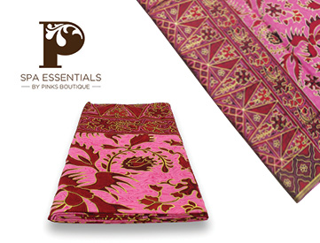 Spa Essentials Sarongs 4 for £50