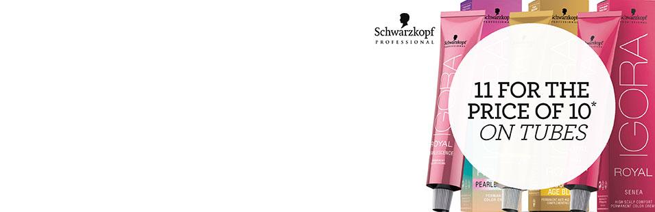 Schwarzkopf Professional Hair Colour