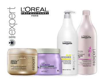 10% off selected L'Oreal serie expert