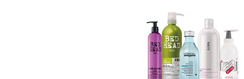 Salon Shampoo, Conditioner & Hair Masks