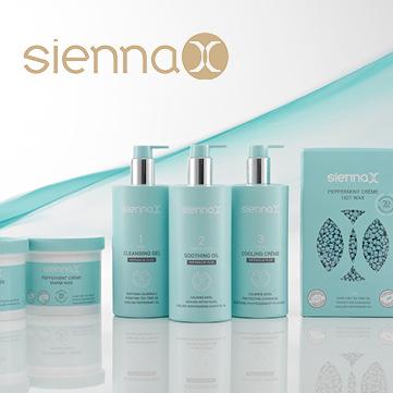 Sienna X Waxing Range