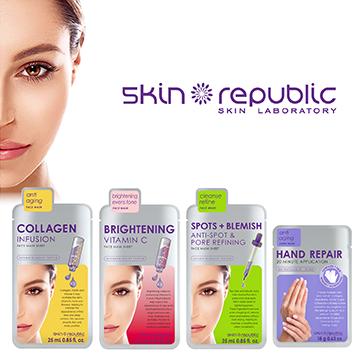 Skin Republic Face Masks
