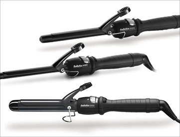 Babyliss Dial-A-Heat Tongs