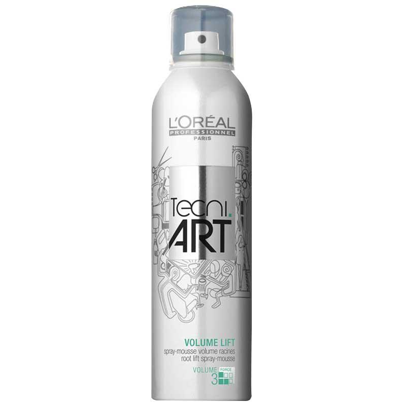 LOreal tecni art - Volume Lift 250ml Spray Mousse