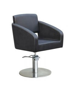 Lotus Padstow Black Styling Chair