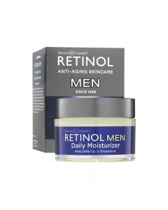 Retinol Mens Daily Moisturiser 50g