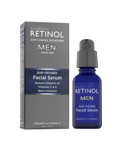 Retinol Mens Facial Serum 30ml