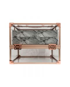Lotus Layla Vanity Case - The Marble Collection