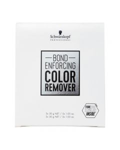 Schwarzkopf Bond Enforcing Color Remover 10 x 30g