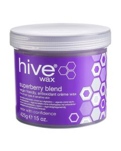 Hive Superberry Blend Creme Wax 425g