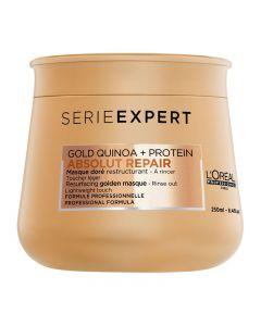 L'Oreal Serie Expert ABSOLUT REPAIR Resurfacing Light Gold Masque 250ml