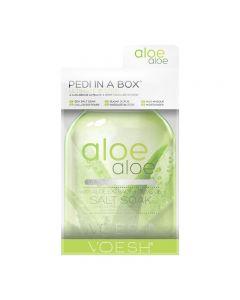 Voesh Pedi In A Box Ultimate 6 Step Aloe Aloe