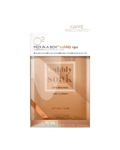 Voesh Pedi In A Box O2 Bubbly Spa Caffe Macchiato