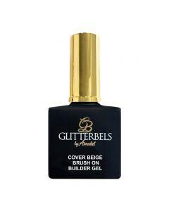Glitterbels Brush On Builder Gel Cover Beige 17ml