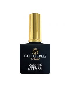 Glitterbels Brush On Builder Gel Cover Pink 17ml