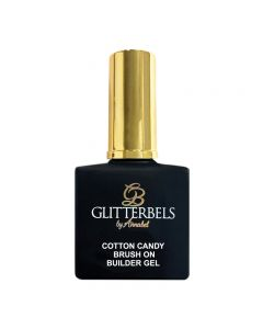 Glitterbels Brush On Builder Gel Cotton Candy 17ml
