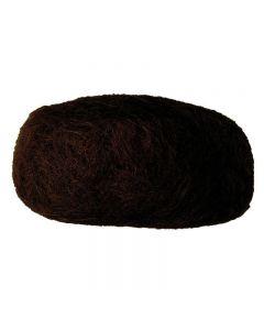 Patrick Cameron Synthetic Hair Padding Dark Brown