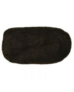 Patrick Cameron Synthetic Hair Padding Black