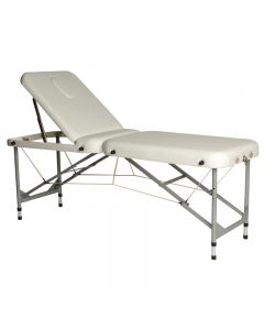 """Affinity Marlin Massage Table 25"""" White"""