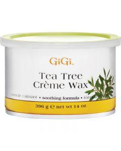 GiGi Tea Tree Creme Wax 396g/14oz