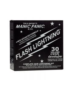 Manic Panic Bleach Flash Lightning Kit 30 Vol