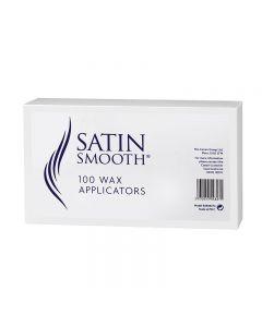 Satin Smooth Wax Applicators (100 per pack)