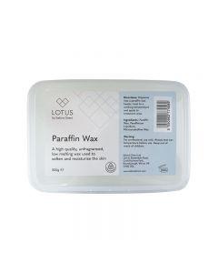Lotus Paraffin Wax 500g