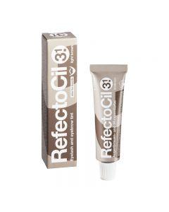 RefectoCil Lash and Brow Tint 3.1 Light Brown 15ml
