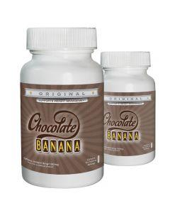 Chocolate Banana Slimming Tablets - 8 Caps