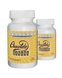 Chocolate Banana ULTRA Slimming Tablets - 60 Caps
