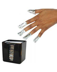 Magis Gel Foil Nail Wraps Fingers Pack Of 100
