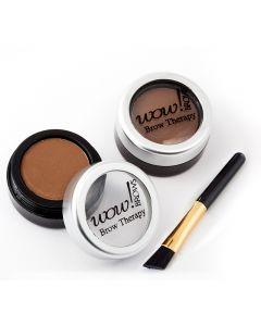 Wow! Brows Medium Brown Eyebrow Powder 3g