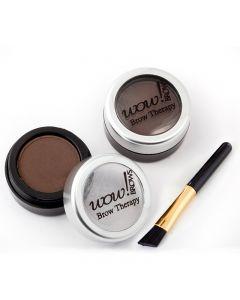 Wow! Brows Dark Brown Eyebrow Powder 3g
