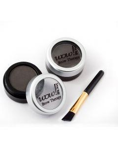 Wow! Brows Soft Black Eyebrow Powder 3g