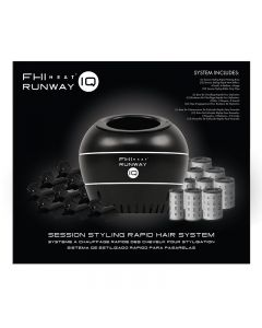 FHI Runway IQ Session Styling Heated Rollers Kit