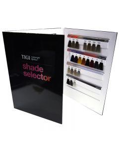 TIGI Copyright Colour Shade Selector