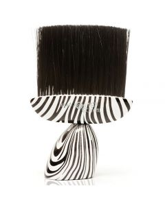 Head Jog 197 Nouveau Neck Brush - Zebra