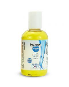 Purple Flame Balance Therapeutic Massage Oil 100ml