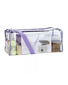 Satin Smooth Professional Single Wax Heater Starter Kit