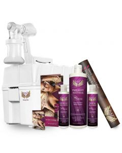 Crazy Angel Premier Elite Airbrush System Without Tanning Tent