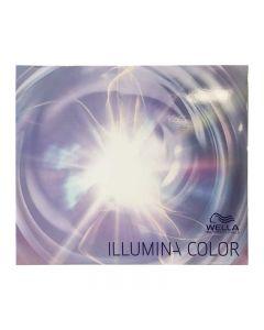 Wella Illumina Shade Guide