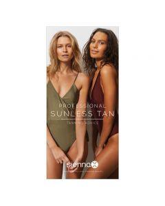Sienna X Q&A Leaflets x 25